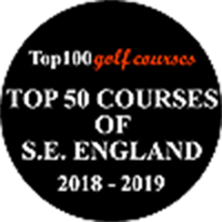 Top 50 Courses of S.E. England 2018-2019